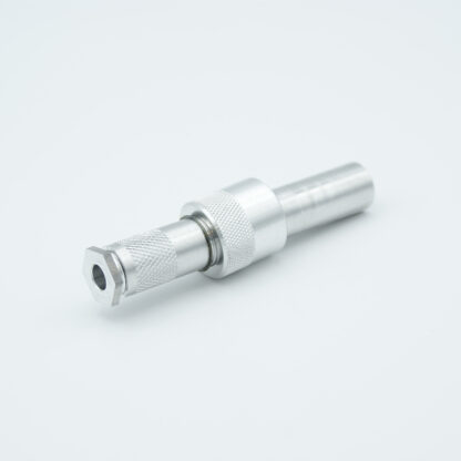 SHV-B Coax connector for cable RG59B/U