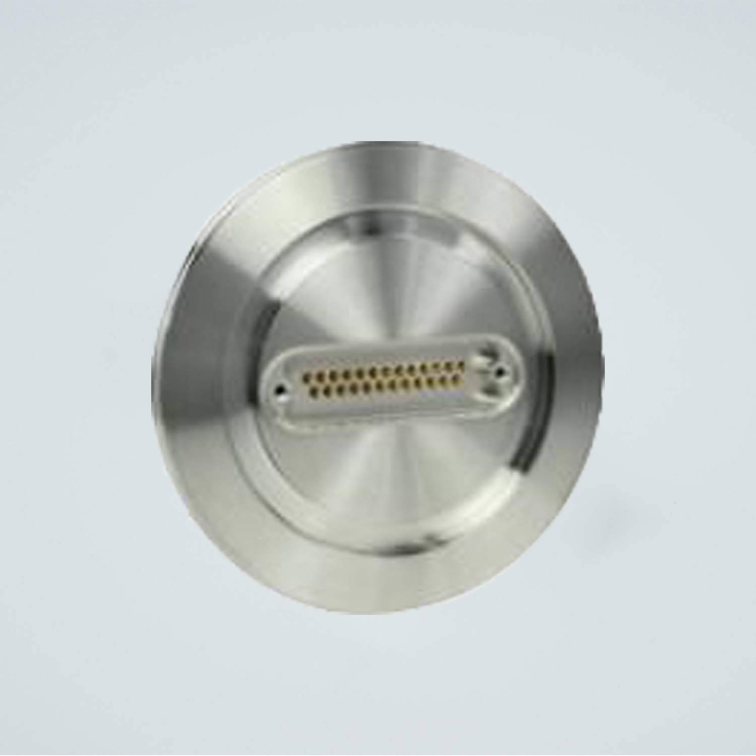 D-type subminiature feedthrough one-25-pin on DN63ISO flange