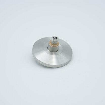 Microdot feedthrough 500VDC 2 Amp, DN16KF
