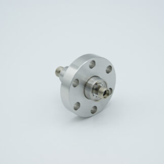 SMA feedthrough double ended 700VDC, 1 Amp, 50 Ohm DN40CF