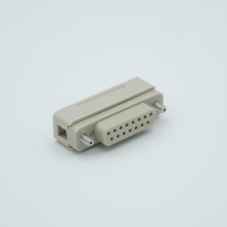 Vacuum side female-connector 15-pin, excluding contacts