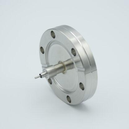 SMA feedthrough single ended 700VDC, 1 Amp, 50 Ohm DN40CF