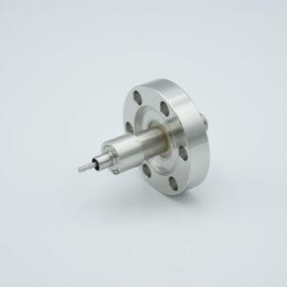 SMA feedthrough single ended 700VDC, 1 Amp, 50 Ohm DN19CF