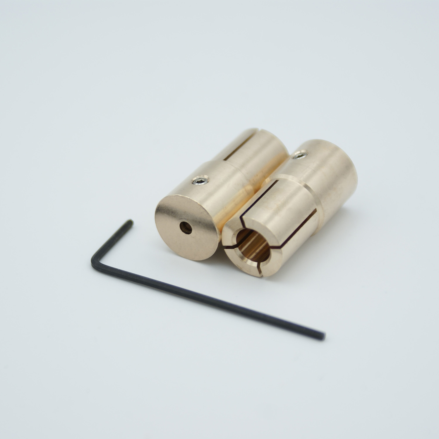 Power push-on connectors for pin size 0,25