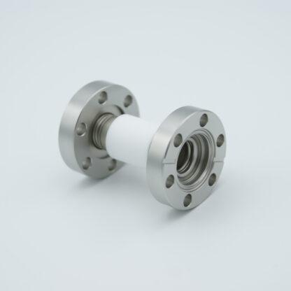High Voltage insulator 10000V, DN19CF flange