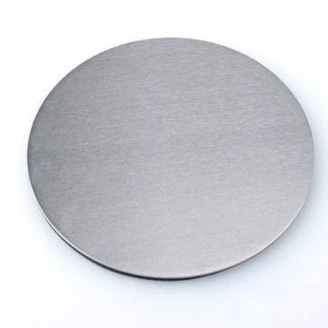 "Aluminum base plate, 20"" outer diameter for 18"" Bell Jar"