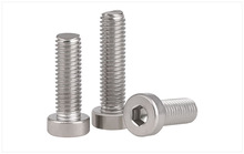 Metric vented socket low head screw, M6 x 25mm