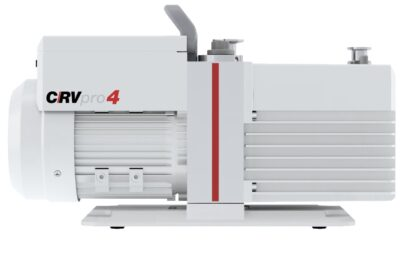 2-Stage rotary vane pump 4 m3/h