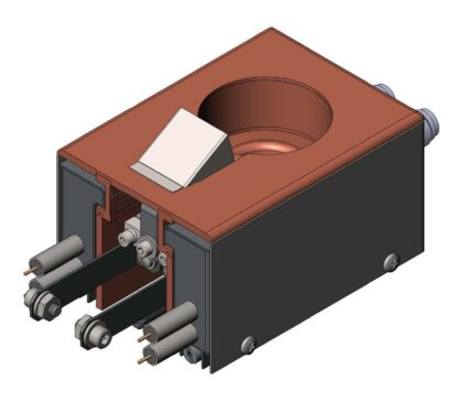 Single pocket 6kW HM2-series e-Gun 10cc