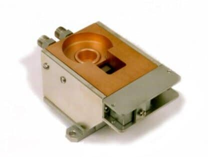 Single pocket 3kW RC-series e-Gun 2,24cc or 4cc , flange mounting optional