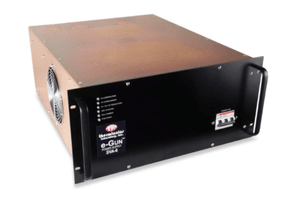 Power supply 12kW for e-Gun max 1,2 Amp emmission Output voltage 0kV to -10kV