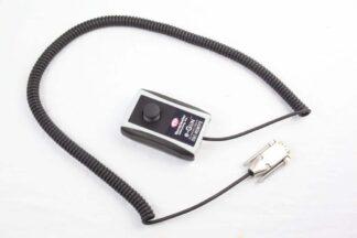 Digital sweep including hand-held joystick